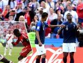 25 دقيقة.. التعادل السلبى قائم بين فرنسا وبيرو فى كأس العالم