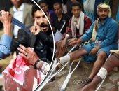 مدير الهلال الأحمر الإماراتى يبحث مع مفوض شئون اللاجئين الأوضاع باليمن