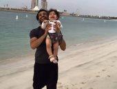 """قصة صور.. مشاهير الكرة أبطال لقب """"بابا"""" بقيادة أبو مكة"""