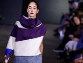 مصممة أزياء بريطانية توظف إفرازات الجسم في الموضة