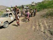 الجيش اليمنى مدعوما بقوات التحالف العربى يحرر مديرية نعمان بالبيضاء