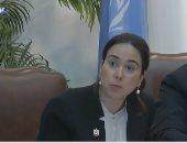 سفيرة الإمارات لدى الأمم المتحدة: وصول 30 سفينة مساعدات لميناء الحديدة