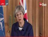 تيريزا ماى: أنفقنا 10 مليارات جنيه استرلينى على تطوير التسليح فى الناتو