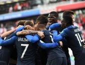 كأس العالم 2018.. أومتيتى يحرز هدف فرنسا الأول أمام بلجيكا.. فيديو