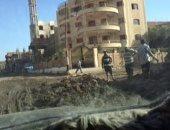 قرية صناديد فى طنطا تستخدم المياه الجوفية بعد انقطاع ماء الشرب منذ 3 أشهر