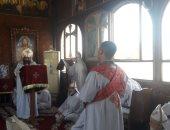 فيديو وصور.. قداس احتفالى بدير مارمينا بالإسكندرية لمرور 1700عام على تدشين أول كنيسة