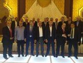 صور.. نواب ووزراء ورؤساء أندية يشاركون فى حفل زفاف نجل النائب محمود الصعيدى
