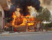 السيطرة على حريق نشب بمدرسة فى الشرقية