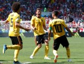 كأس العالم 2018.. بلجيكا تكتسح تونس 5 - 2 وتصعد لدور الـ16 بالمونديال