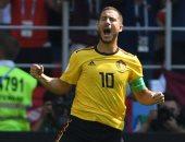 هازارد يقود هجوم بلجيكا ضد روسيا فى تصفيات أوروبا 2020