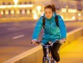 فيديو.. العجلة والأسكوتر وسيلة التنقل للشباب والأطفال في شوارع روسيا