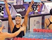 ذهبية لرجال السباحة وفضية للسيدات فى بطولة أفريقيا