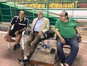 المقاولون العرب يرفض استقالة علاء نبيل بعد الخسارة من دجلة