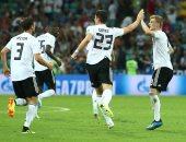 ألمانيا تخطف فوزا قاتلا من السويد وتنعش آمالها فى التأهل لثمن النهائى