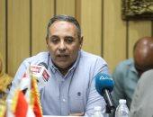 صور.. تيسير مطر: التحالف السياسى ازداد ثقلا بانضمام حزب الحركة الوطنية