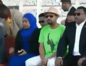 فيديو.. لحظة انفجار استهدف رئيس وزراء إثيوبيا بأديس أبابا