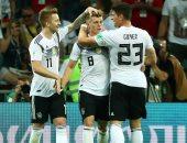 سانى وفيرنر يقودان تشكيل ألمانيا لمواجهة روسيا الودية