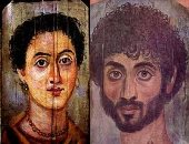 """صدق أو لا تصدق.. """"وجوه الفيوم"""" بورتريهات قديمة اختفت مع انتشار المسيحية"""