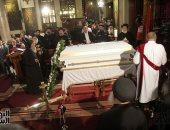 صور.. بدء مراسم جنازة اللواء باقى زكى يوسف صاحب فكرة تدمير خط بارليف