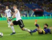 كأس العالم 2018.. جيمى دورماز لاعب السويد يواجه خطر القتل