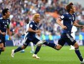 كأس العالم 2018.. العارضة تمنع هدف اليابان الثانى أمام السنغال.. فيديو