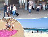 """""""تقرير السياحة العالمية"""" يؤكد: ارتفاع عدد السياح بالعالم بـ6% خلال 4 شهور من 2018.. نسبة النمو تتجاوز توقعات المنظمة.. أفريقيا والشرق الأوسط وأوروبا يقودون التفاؤل لاستمرار الثقة فى السياحة.. آسيا تحقق نموا 8 %"""