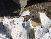 أصوات الأتراك فى الانتخابات الرئاسية ملقاة بجوار صناديق القمامة