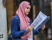 الأمن يسمح لطالبة بدخول اللجنة رغم تأخرها عن موعد الامتحان 20 دقيقة