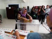 بدء التصويت فى جولة الإعادة للانتخابات البلدية بمدينة إسطنبول