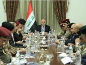 صور.. رئيس وزراء العراق: عمليات نوعية للقضاء على الخلايا الإرهابية