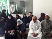 شكوى من تكدس المواطنين فى مكتب بريد قرية الستامونى بمحافظة الدقهلية