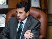 وزير الرياضة يعين محمد نور مشرفا على المركز الأوليمبى