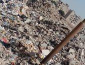 قارئ يشكو من تحول قطعة أرض فضاء لمقلب قمامة بمدينة السلام