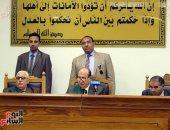 تأجيل محاكمة متهم بالتجمهر فى منطقة عين شمس لجلسة 9 يوليو - صور