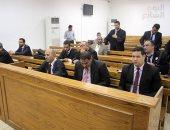 """تأجيل إعادة إجراءات محاكمة 120 متهما بـ""""الذكرى الثالثة للثورة"""" لـ 30 يوليو - صور"""