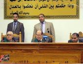 """تأجيل إعادة إجراءات محاكمة 120متهما بـ""""الذكرى الثالثة للثورة"""" لـ 25 ديسمبر"""