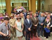 محافظ الإسماعيلية وسفير كوريا الجنوبية يشهدان الاحتفال باليوم الثقافى الكورى