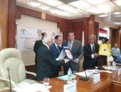 وزير التعليم العالى يفتتح فعاليات المؤتمر العلمى لتطوير دراسات المرحلة الجامعية