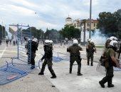 اشتباكات وأعمال عنف فى اليونان ضد تغيير اسم مقدونيا