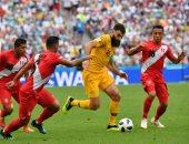 ملخص وأهداف مباراة بيرو وأستراليا فى كأس العالم 2018