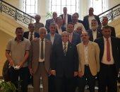 وزير الزراعة يلتقى أعضاء لجنة الزراعة بالبرلمان ويؤكد على أهمية التنسيق