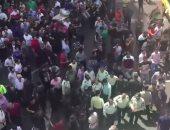 مظاهرات بمدينة كراج الإيرانية ضد نظام الملالى