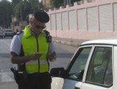 صور.. مدير أمن القاهرة يقود حملة مكبرة لإزالة الإشغالات على مستوى العاصمة