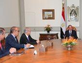 السيسى: مصر ستصبح جسرا قاريا للطاقة الكهربائية بين أفريقيا وأوروبا