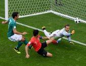 كأس العالم 2018.. شوط أول سلبى بين ألمانيا وكوريا الجنوبية