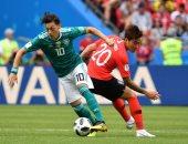 كأس العالم 2018.. ألمانيا تقترب من وداع المونديال بالتعادل أمام كوريا الجنوبية