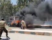 سماع دوى انفجارين فى محافظة أربيل.. ومصادر تؤكد: هجوم انتحارى