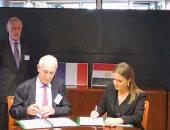 مصر وفرنسا توقعان مذكرة تفاهم لتعزيز التعاون الاستثمارى والترويج للفرص الاستثمارية
