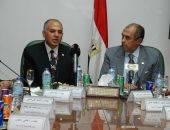 أول اجتماع للجنة التنسيقية بين وزيرى الزراعة والرى بعد تشكيل الحكومة