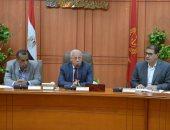 تخصيص 10 أفدنة لزيادة التوسعات بمحطة معالجة الصرف الصحى ببورفؤاد فى بورسعيد